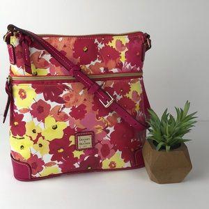 Dooney & Bourke Somerset Watercolor Shoulder Bag